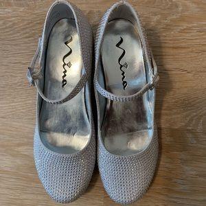 NINA Girls dress shoes